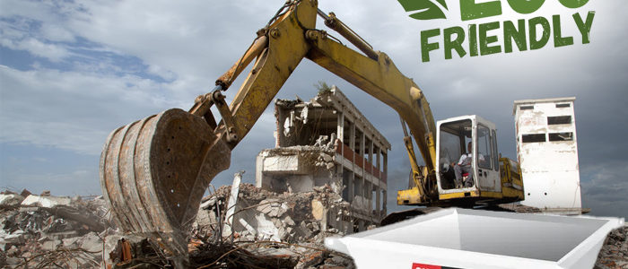 Eco-friendly Ways To Dispose Of Your Construction Waste