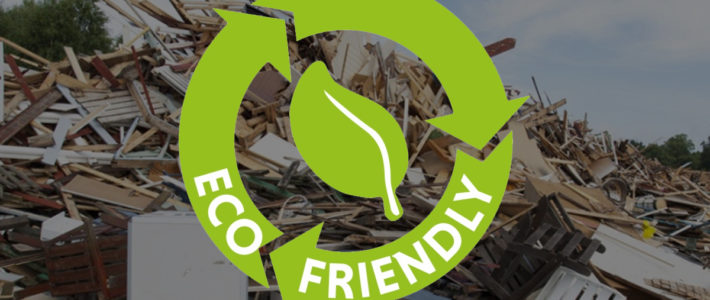 How Construction Companies Can Take A Step Towards Eco-friendly Rubbish Removal