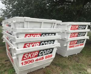 commercial skip bins