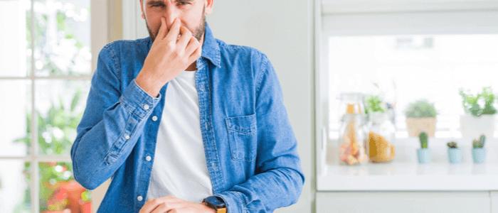 How can I make my bin smell fresh
